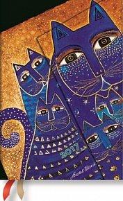 Diář Mediterranean Cats 2017 HOR