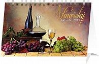 Kalendář 2013 stolní - Vinařský, 23,1 x 14,5 cm