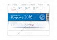 Kalendář stolní 2016 - Poznámkový sloupcový