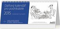 Kalendář stolní 2015 - Daňový kalendář