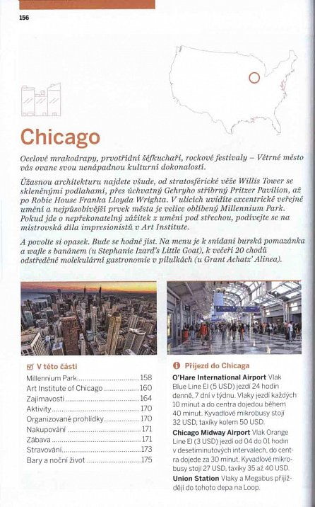 Náhled USA - Lonely Planet