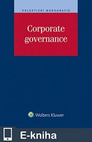 Corporate governance (E-KNIHA)