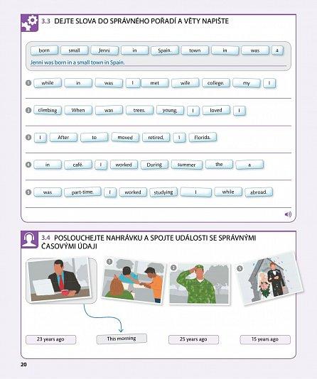 Náhled Angličtina pro každého, cvičebnice, úroveň 4, Advanced