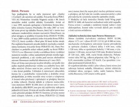 Náhled Československé motorarity - dálníky, tříkolky, vozítka a jiné zajímavosti