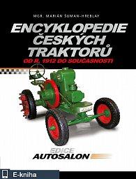 Encyklopedie českých traktorů (E-KNIHA)
