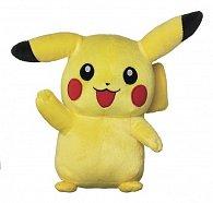 Pokémon: Plyšová postavička 20cm - Pikachu