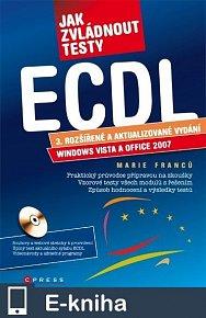 Jak zvládnout testy ECDL (E-KNIHA)