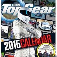 Kalendář 2015 stolní - Top Gear (160x175)