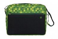 Pixie Messenger PXB-04 zelená / černá