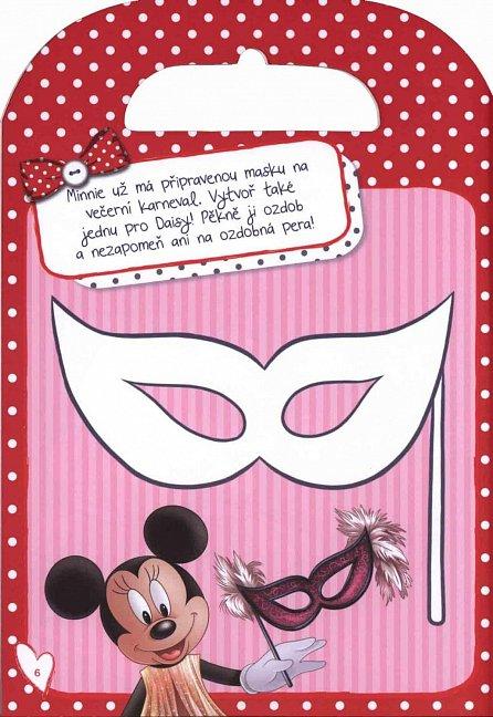 Náhled Minnie - Kdo nelepí není in