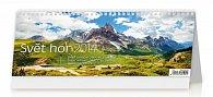 Kalendář 2014 - Svět hor - stolní