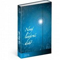Diář 2016 - Nový lunární, 10,5 x 15,8 cm