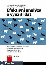 Efektivní analýza a využití dat (E-KNIHA)