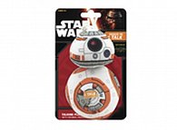 Star Wars VII - BB8/Mini mluvící plyšová hračka 10cm