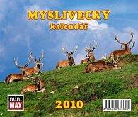 Myslivecký kalendář 2010 - stolní kalendář