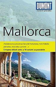 Mallorca - Průvodce s mapou oblasti extra a 10 cestami za poznáním