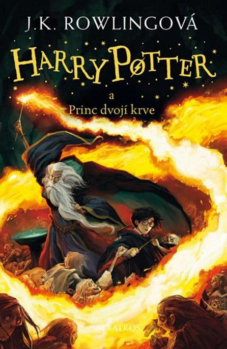 Náhled Harry Potter a princ dvojí krve