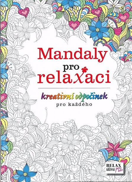 Náhled Mandaly pro relaxaci - Kreativní odpočinek pro každého
