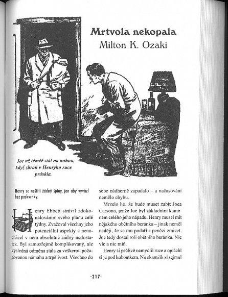 Náhled Black Mask - antologie detektivních příběhů