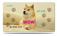 UP Art: Doge - hrací podložka