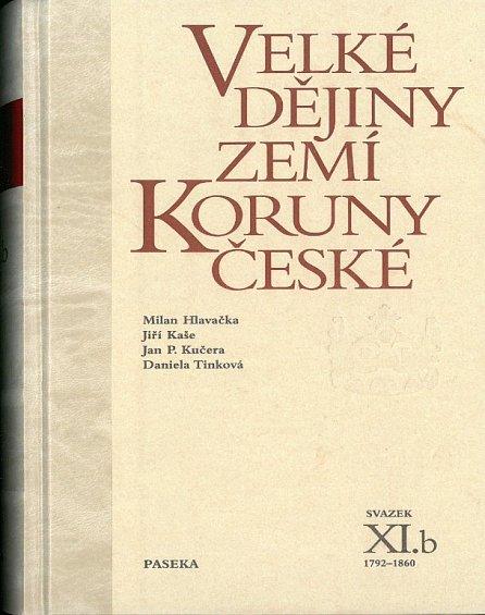 Náhled Velké dějiny zemí Koruny české XI./b