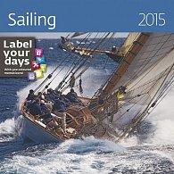 Kalendář nástěnný 2015 - Sailing