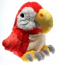 Papoušek plyšový 30 cm