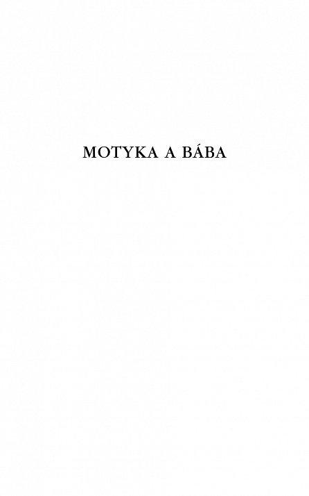Náhled Bába Motyka