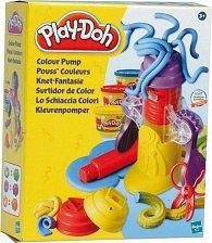 Play-Doh barevná pumpa
