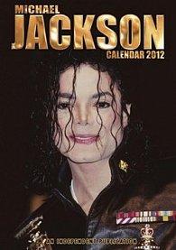 Kalendář 2012 - Michael Jackson