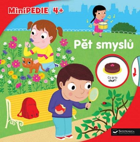 Náhled Minipedie 4+ Pět smyslů