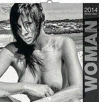 Kalendář 2014 - Woman Adolf Zika - nástěnný poznámkový (ČES, SLO, MAĎ, POL, RUS, ANG)