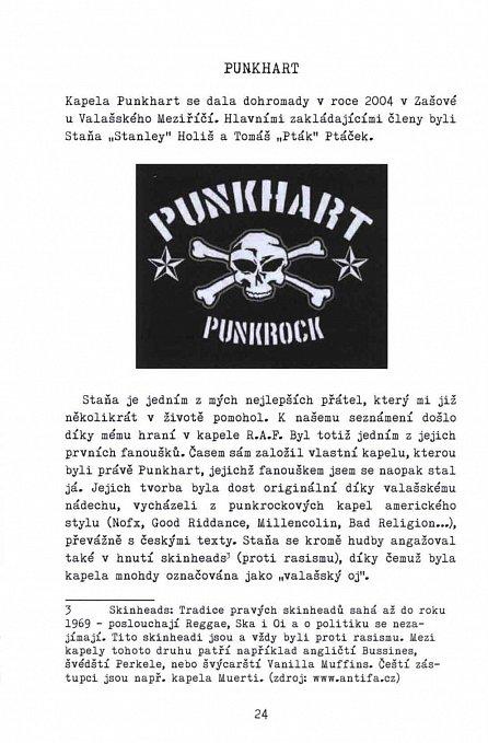 Náhled Cesta, od punku ke svobodě
