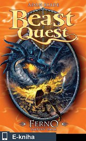 Ferno, ohnivý drak - Beast Quest (1) (E-KNIHA)