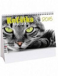 Kalendář stolní 2016 - Koťátka