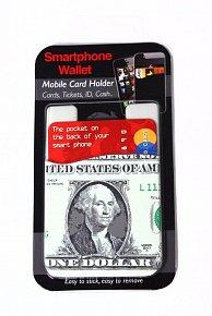 Chytrá peněženka na mobil
