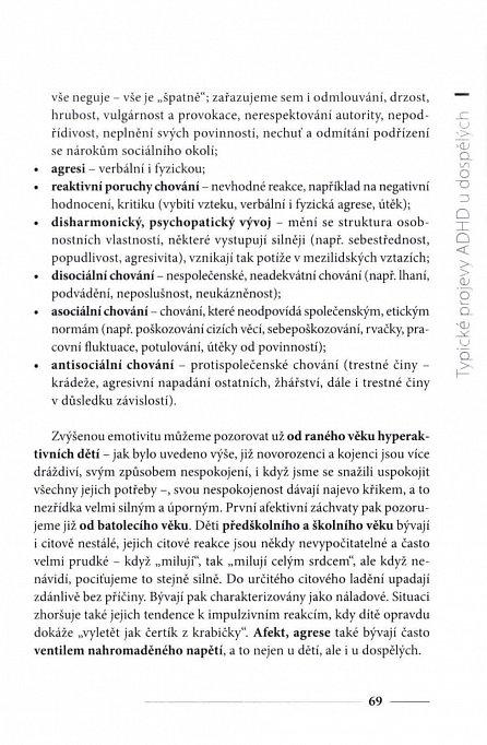 Náhled Nepozornost, hyperaktivita a impulzivita - Zápory i klady ADHD v dospělosti