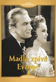 Madla zpívá Evropě - DVD digipack
