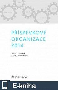 Příspěvkové organizace 2014 (E-KNIHA)