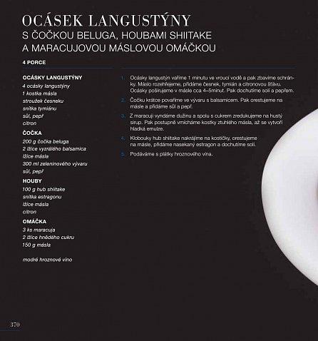 Náhled Nejlepší šéfkuchaři v České republice a jejich TOP recepty
