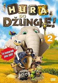 Hurá do džungle! 2 - DVD