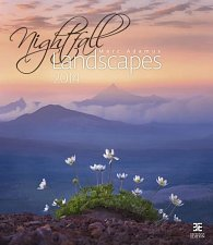 Kalendář 2014 - Nightfall Landscapes - nástěnný