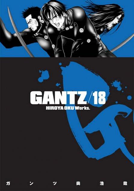 Náhled Gantz 18