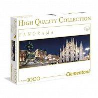 Puzzle Panorama 1000 dílků Milano
