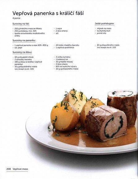 Náhled Velká kuchařka Čech a Moravy