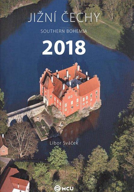 Náhled Kalendář nástěnný 2018 - Jižní Čechy/střední formát