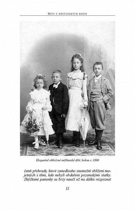 Náhled Dětství v dobách císařství - Panenky a cínoví vojáčci