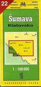 TM 22 Šumava Klatovsko  2. vyd