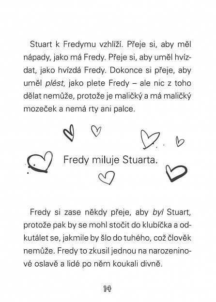 Náhled Fredy. Největší strašpytel zachraňuje svět