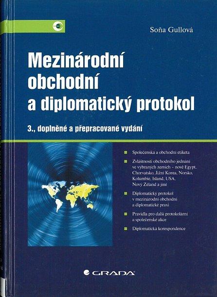 Náhled Mezinárodní obchodní a diplomatický protokol